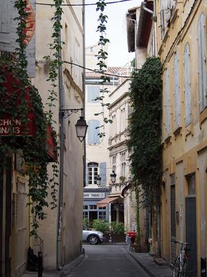 Avignon City Street