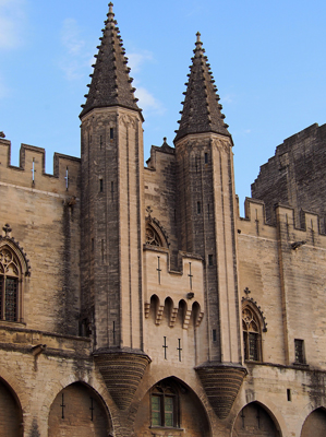 Two Palace Towers