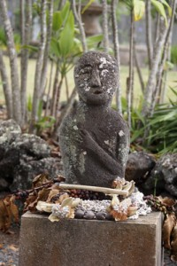 Small garden god