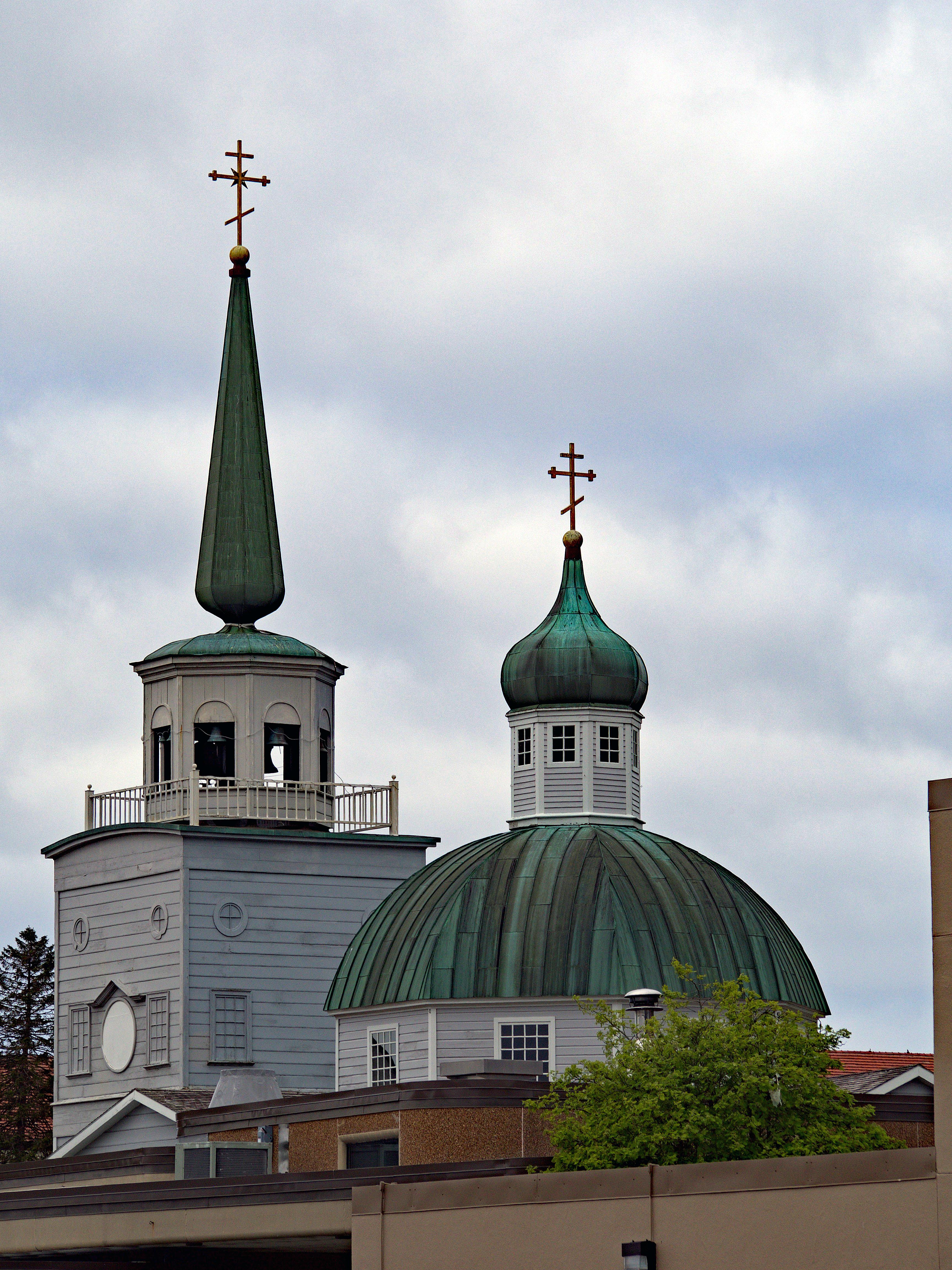 Sitka, Alaska, Greek Orthodox Church
